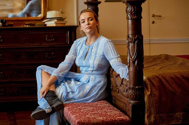 Платье Вилланель: костюмы из сериала «Убивая Еву» выставят в Лондоне (фото 10)