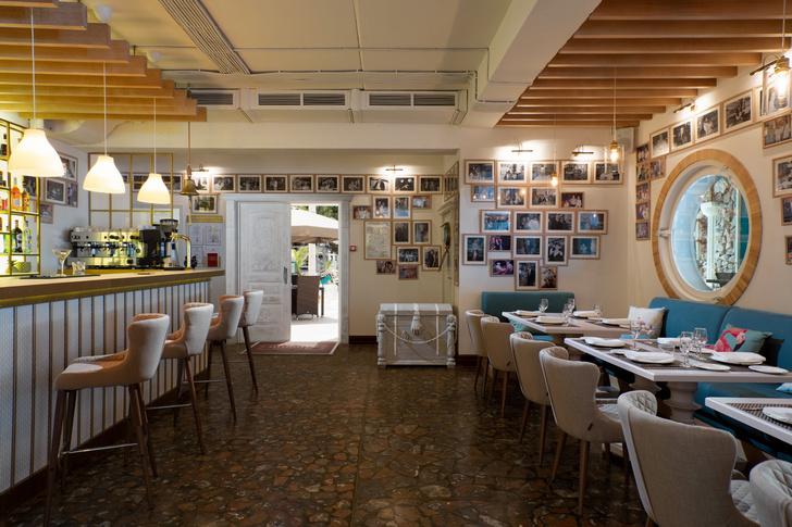 """Ресторан """"Дионис"""": возрождение легенды на побережье Черного моря (фото 0)"""