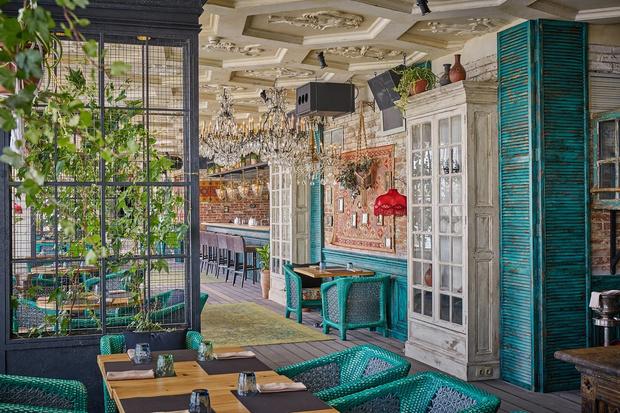 Собачье дело: 10 ресторанов Москвы, в которые стоит идти с собакой (фото 25)