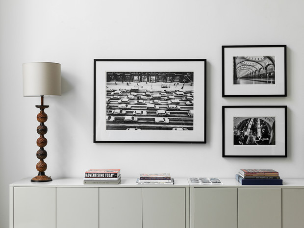 Таунхаус в американском стиле: проект Ксении Мезенцевой (фото 3)
