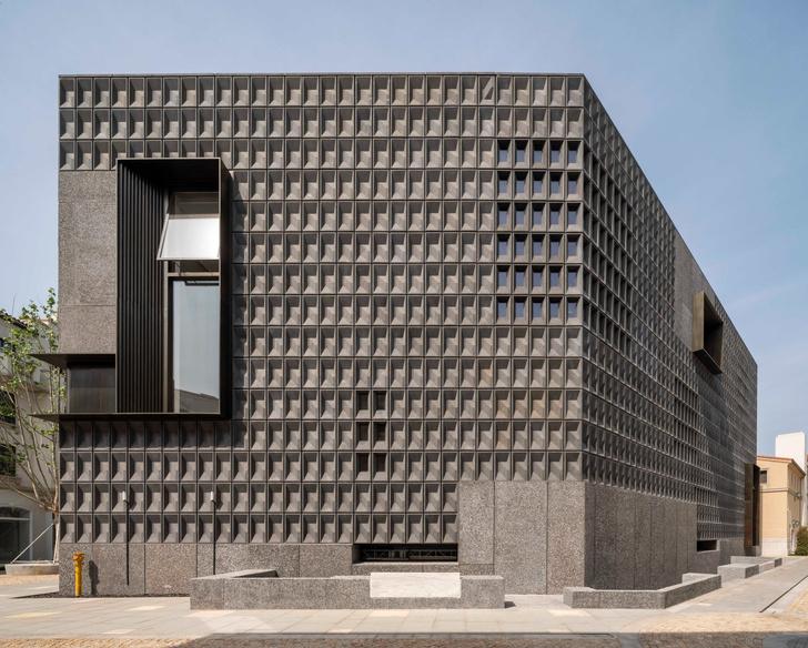Арт-центр в Китае по проекту Neri&Hu (фото 0)