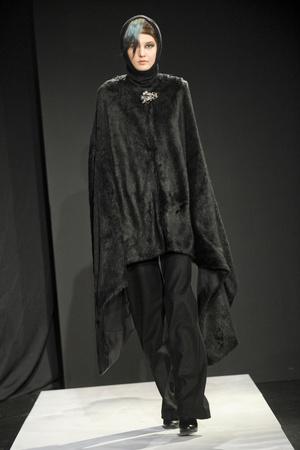 Показ Mandy Coon коллекции сезона Осень-зима 2011-2012 года prêt-à-porter - www.elle.ru - Подиум - фото 227474