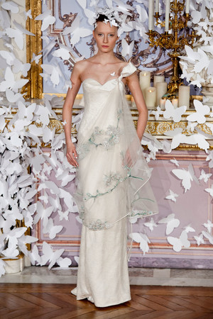 Показ Alexis Mabille коллекции сезона Весна-лето 2014 года haute couture - www.elle.ru - Подиум - фото 574425
