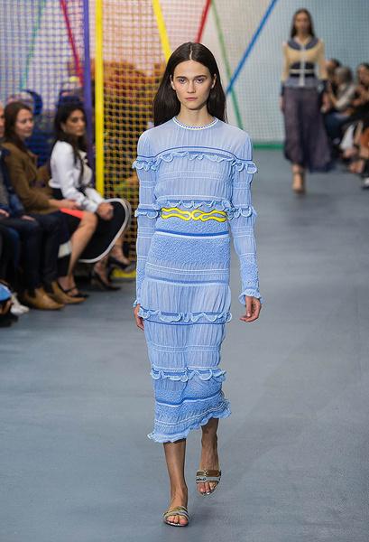 Неделя моды в Лондоне: день четвертый | галерея [3] фото [11]