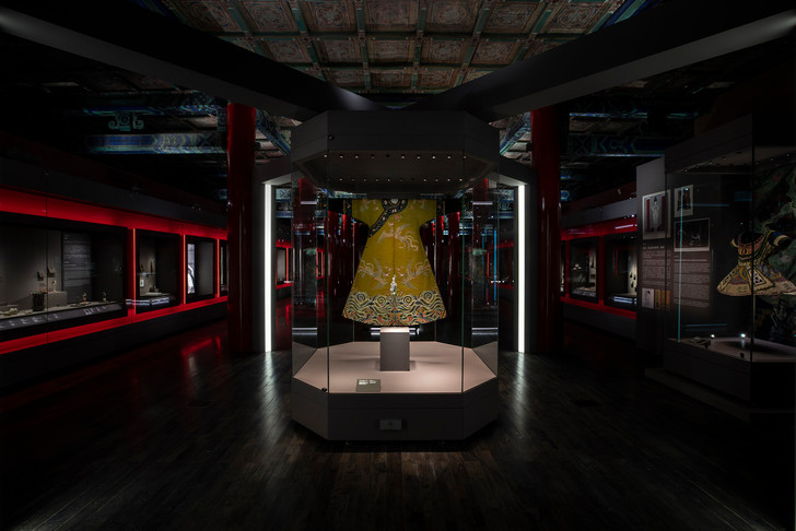 Выставка Cartier в Музее Дворца в Пекине (фото 0)