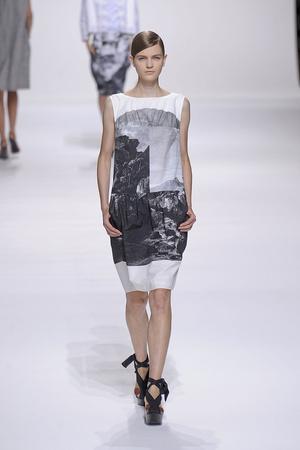 Показы мод Dries Van Noten Весна-лето 2012 | Подиум на ELLE - Подиум - фото 1843