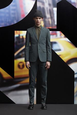 Показ DKNY Man коллекции сезона Осень-зима 2013-2014 года prêt-à-porter - www.elle.ru - Подиум - фото 484925