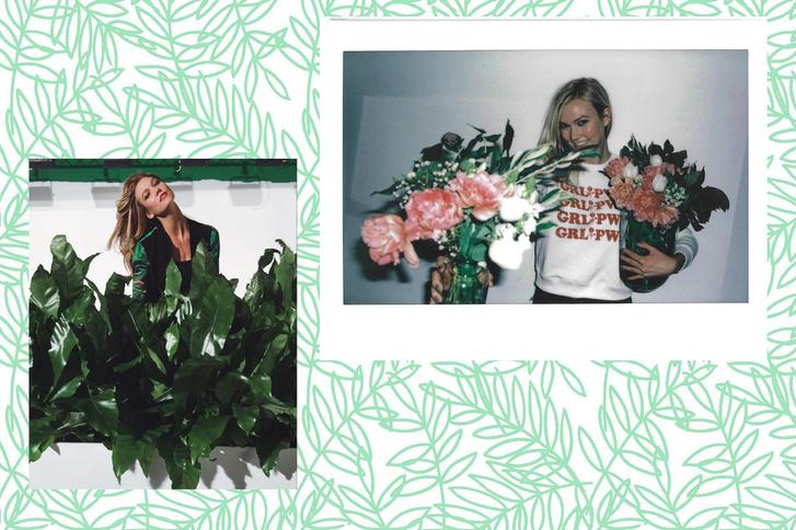 Эксклюзив ELLE: Карли Клосс о любви к печенью и нелюбви к бегу (фото 11)