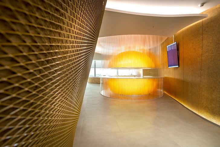 Бизнес-лаундж аэропорта «Платов» в Ростове-на-Дону: проект VOX Architects (фото 0)
