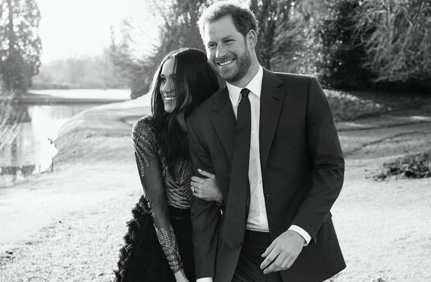 Новые подробности свадьбы принца Гарри и Меган Маркл (фото 3)