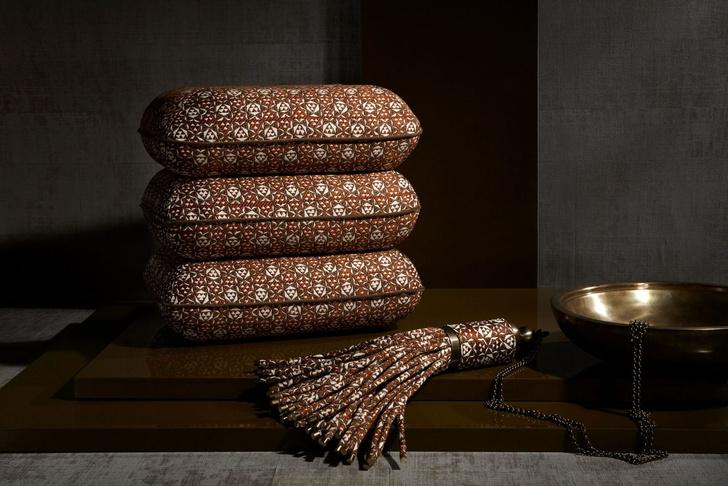Isfahan: новая коллекция текстиля Apparatus для Pierre Frey (фото 0)