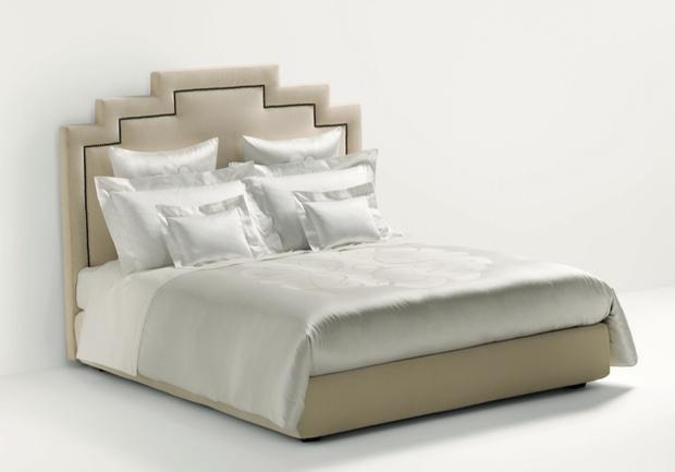 На сон грядущий: текстиль Frette для спальни (фото 5)