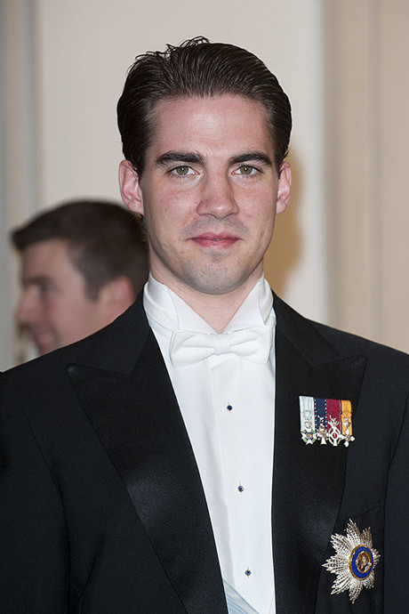 Себастьен Анри Мария Гийом Филипп, принц Греции и Дании