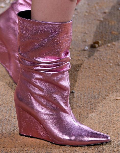 Итоги Недель моды: самая красивая обувь | галерея [2] фото [1]