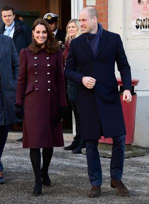 Заключительный день принца Уильяма и Кейт Миддлтон в Норвегии (фото 3)
