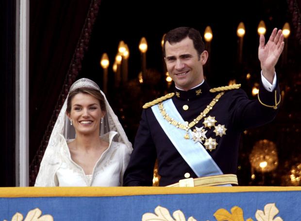 Бывший муж королевы Летиции написал книгу про их отношения (фото 1)