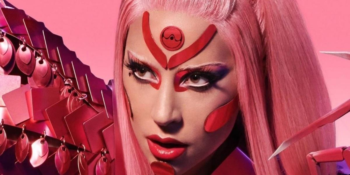 Pink winter: розовый образ Леди Гаги для нового альбома
