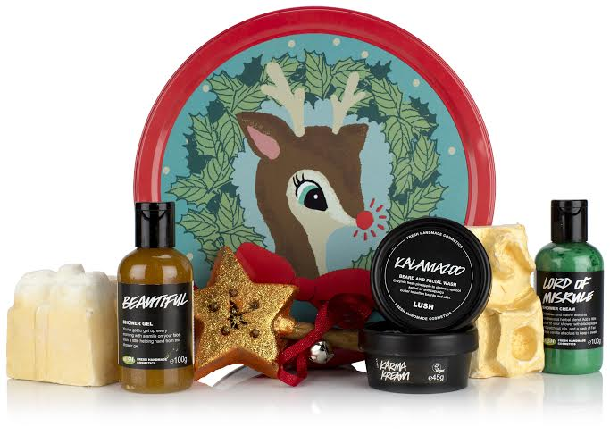 Lush It's Christmas Deer