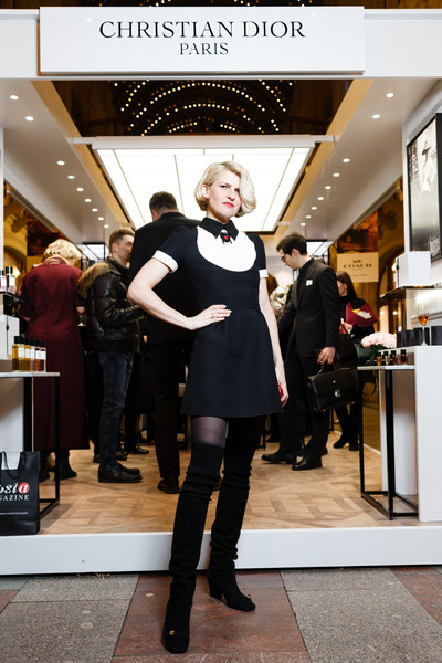 В ГУМе открылся поп-ап бутик Maison Christian Dior (галерея 5, фото 1)