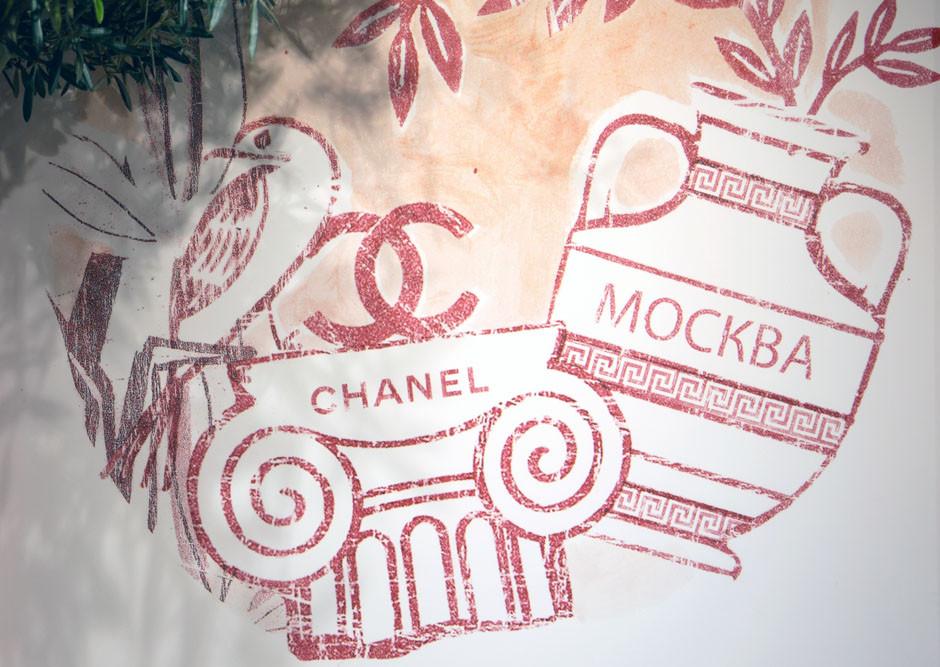 Вечеринка ELLE DECORATION в эфемерном бутике Chanel | галерея [1] фото [21]