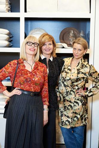 Выставка Елены Сотниковой в бутике Togas (фото 14)