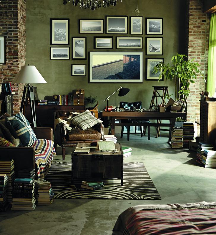 Телевизор - картина Samsung The Frame — искусство в интерьере фото [2]