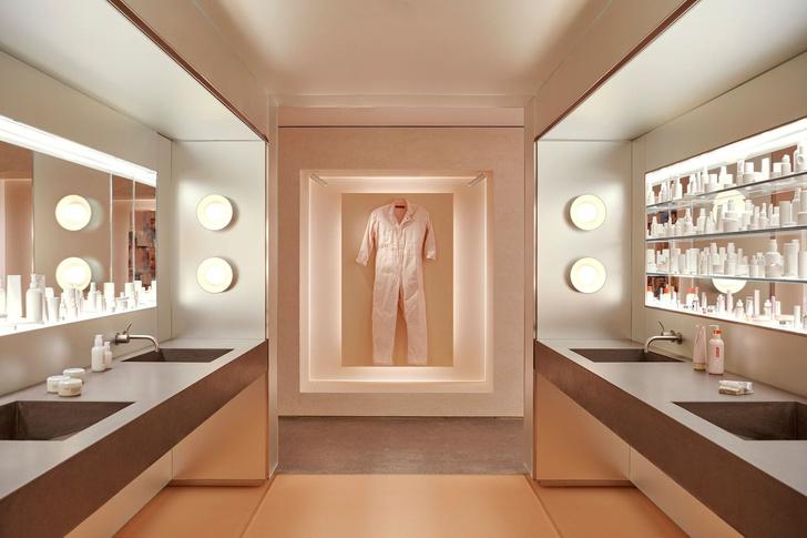 Розовые грезы: бутик в Нью-Йорке (фото 10)