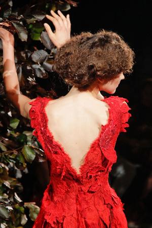 Показ Franc Sorbier коллекции сезона Осень-зима 2010-2011 года Haute couture - www.elle.ru - Подиум - фото 168092
