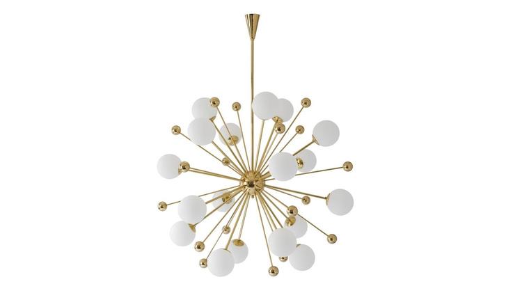 Топ-15: золотые светильники (фото 8)