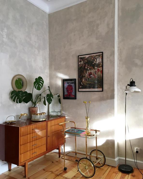 Атмосферная квартира в старом доме в Познани (фото 10)