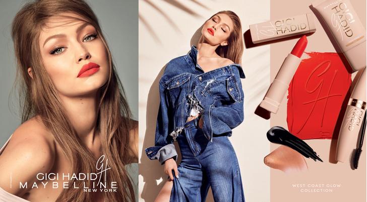 Все, что нужно знать о новой коллекции макияжа Gigi Hadid X Maybelline фото [3]