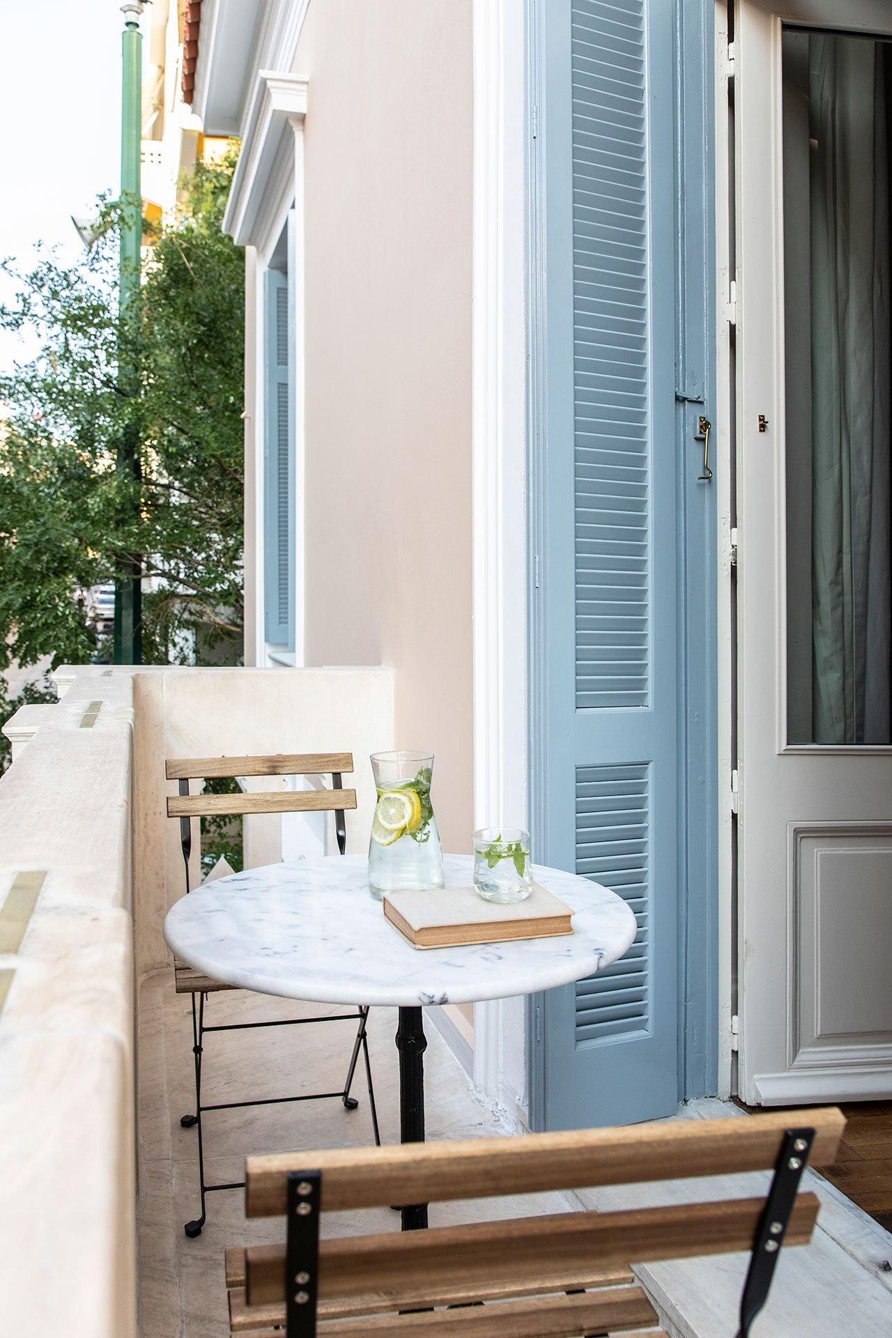 Уютный бутик-отель Monsieur Didot в Афинах (галерея 14, фото 1)