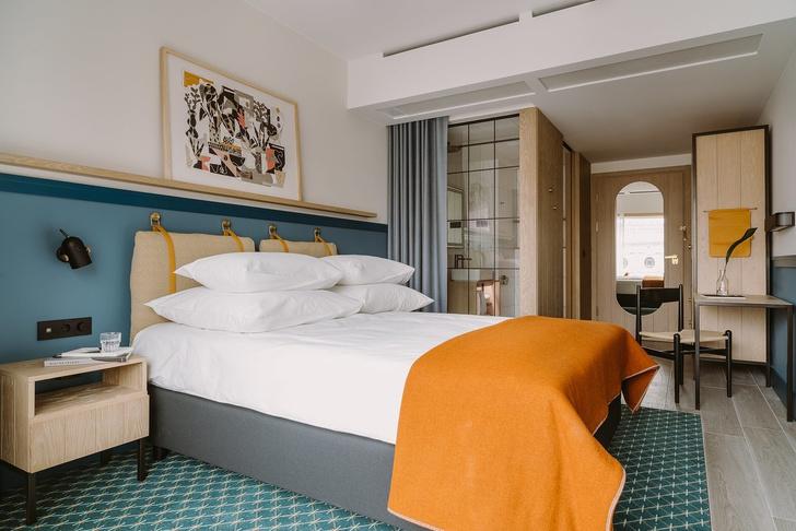 Puro: новый дизайнерский отель в Лодзе (фото 2)