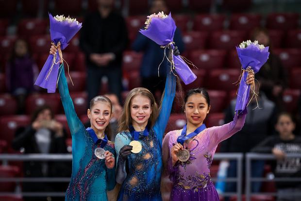 13-летняя российская фигуристка установила новый мировой рекорд (фото 1)