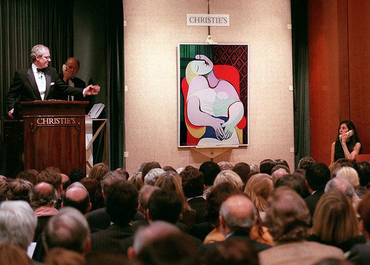 От Леонардо до Пикассо: «Спаситель мира» и другие самые дорогие картины фото [7]