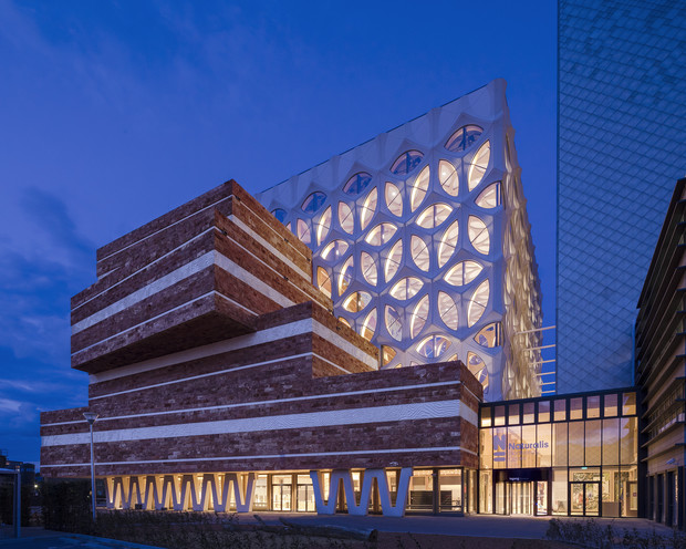 Итоги года: топ-10 лучших архитектурных проектов 2019 (фото 21)