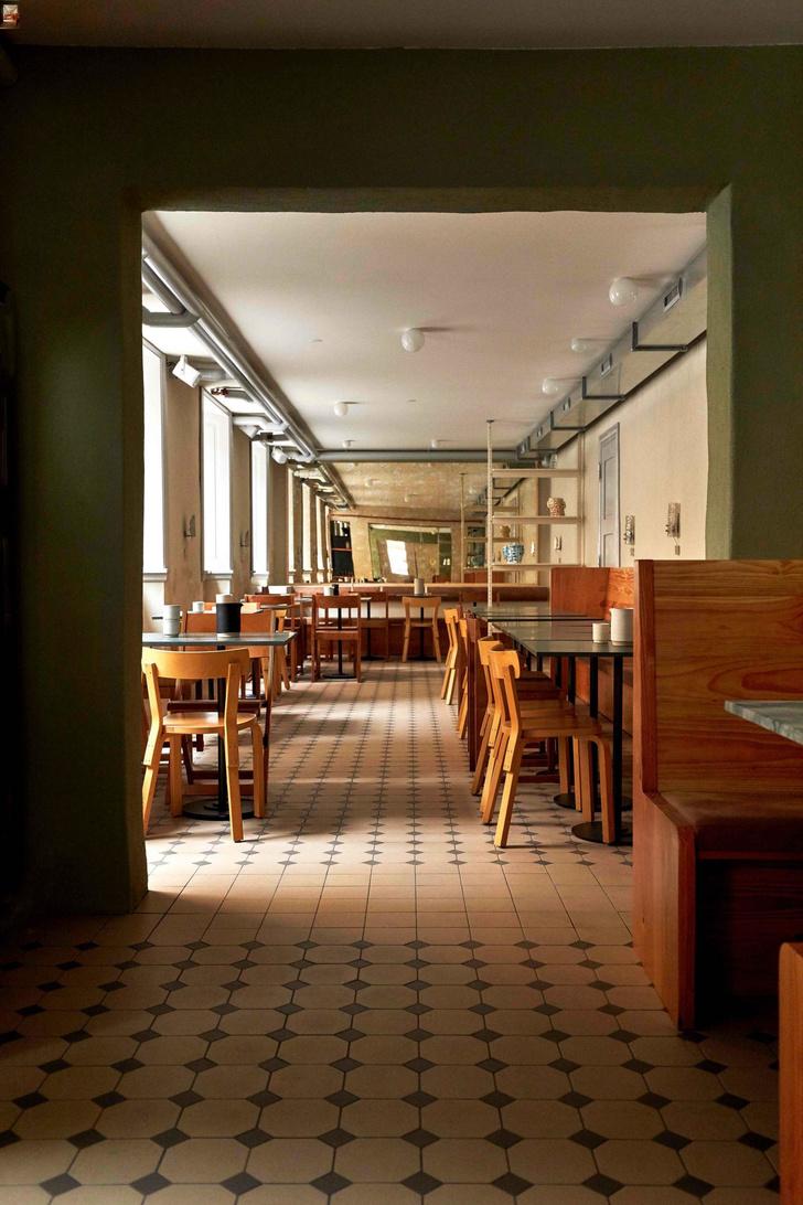 Ресторан в Копенгагене в духе французских бистро (фото 2)
