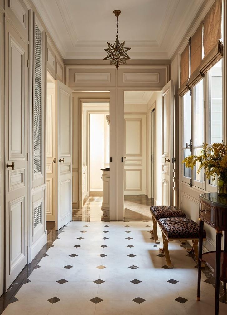Эклектичный интерьер квартиры в Париже (фото 6)