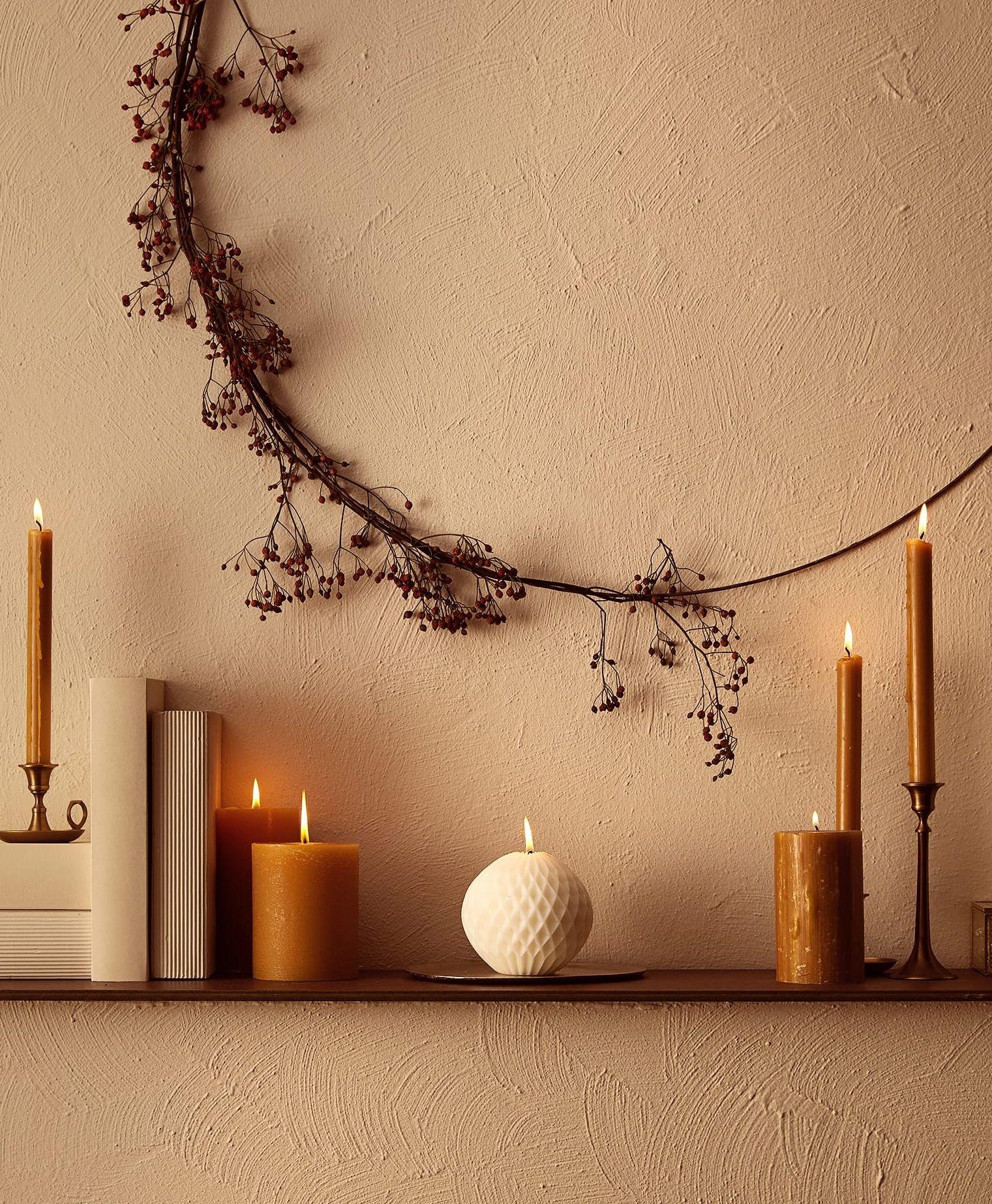 Новогодний декор из природных материалов: 10+ идей (галерея 1, фото 0)