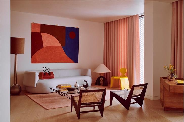 Color blocking: квартира в районе Кингс Кросс (фото 0)