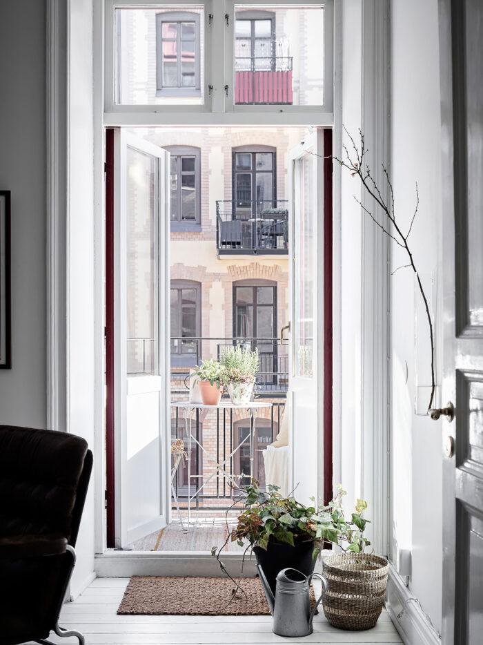 Виды на лето: обустраиваем окно к летнему сезону (фото 22)