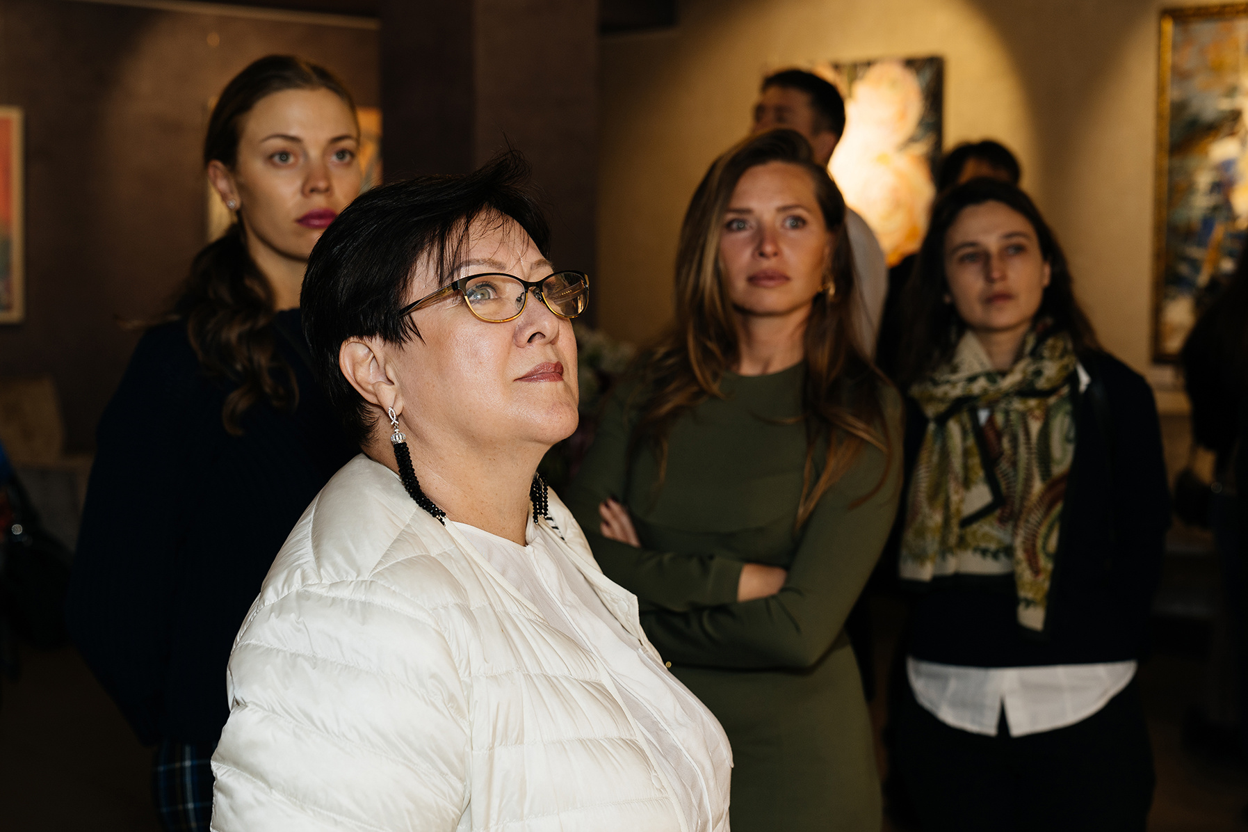 Выставка Елены Сотниковой в Oli Oli Gallery (галерея 7, фото 1)
