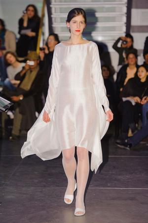 Показ Adeline Andre коллекции сезона Весна-лето 2013 года haute couture - www.elle.ru - Подиум - фото 479649