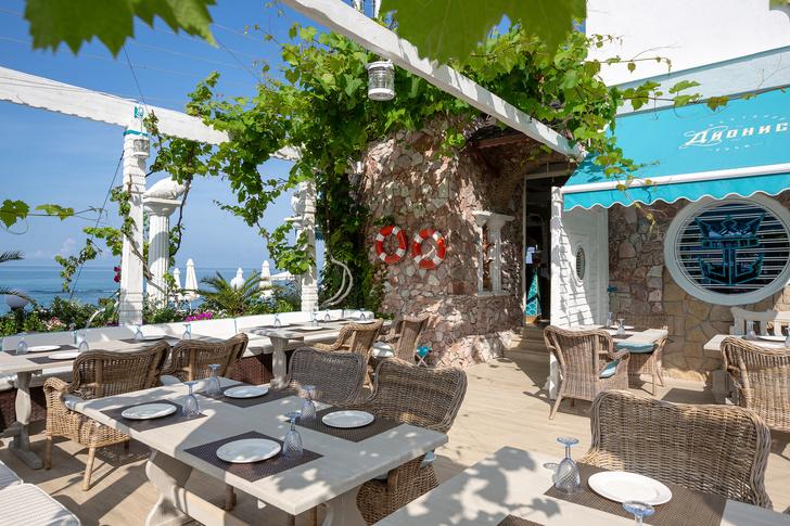 Ресторан «Дионис»: возрождение легенды на побережье Черного моря (фото 8)