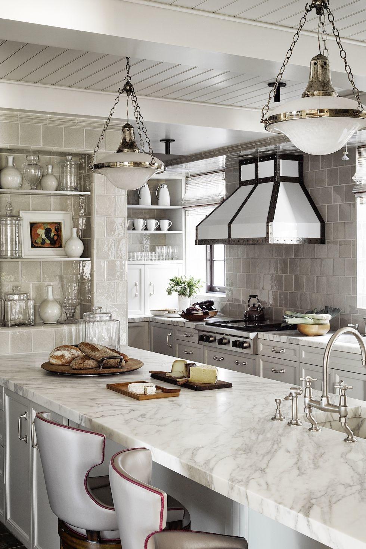 Необычные кухонные фартуки: 20 идей (галерея 0, фото 4)
