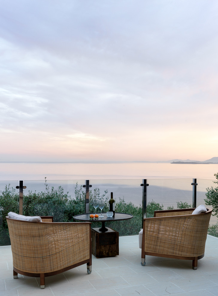 Гостевая вилла со спа-комплексом  на острове Корфу (фото 17)