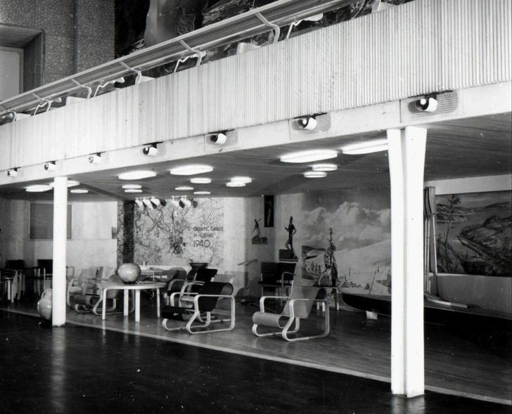 История дизайна: Айно и Алвар Аалто (фото 41)