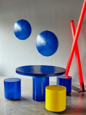Базовая коллекция Марты Старди: простые формы и основные цвета (фото 2)