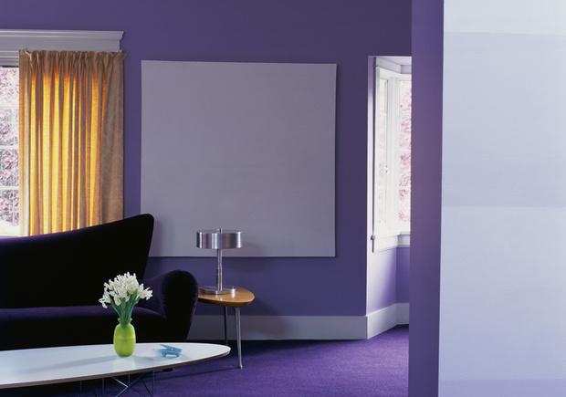 Какие цвета комнат по фэн-шуй должны быть