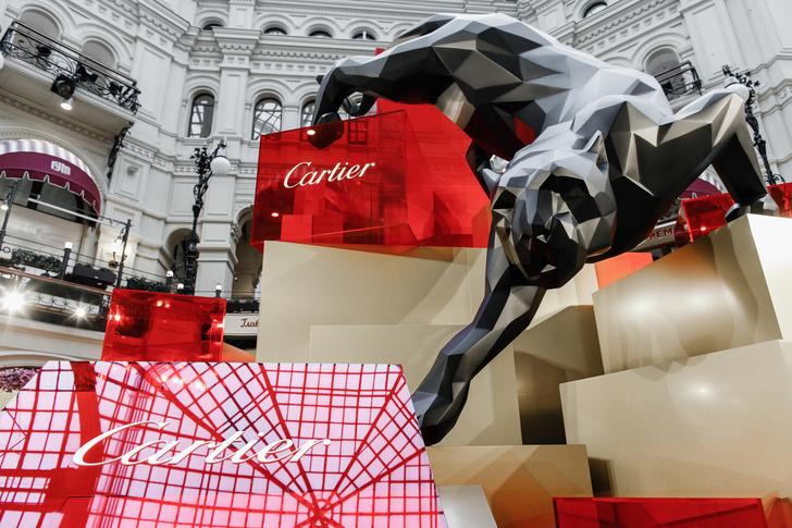 Must see: выставка Cartier в ГУМе (фото 0)